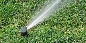 Lawn Sprinkler System Repairs